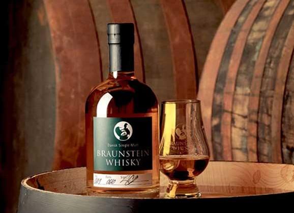 Whiskysmagning ved Braunstein ⇒ Udsøgt & sjov oplevelsesgave