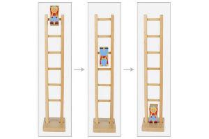 Giv det sjove klatre legetøj til under 70 kr