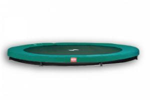 køb en god nedgravet trampolin for sjov og motorik