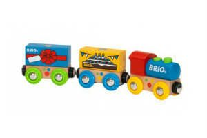 Brio er et hit til både drenge og piger i gave