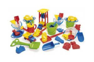 køb det gode legetøj til sandkassen i gave