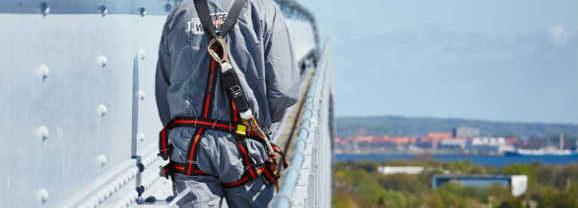 Bridgewalking er en populær oplevelsesgave du ikke glemmer