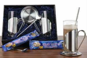 køb det lækre Chai Latte gavesæt til kvinder