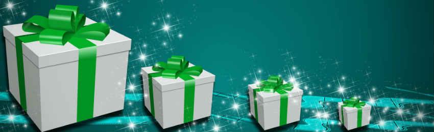brug gave faq side til at få svar på spørgsmål om gaver