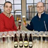 Ølsmagning hos Braunstein er den sjove oplevelse for ham