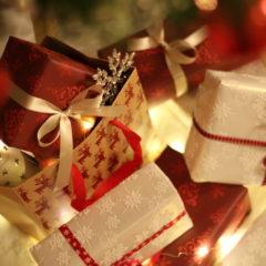 Køb julegaverne i god tid