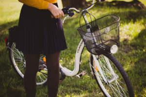 Køb en smart damecykel i gave til pigen