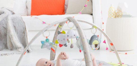 Legetæpper / aktivitetstæpper til baby
