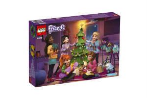 Giv Lego Friends pakkekalender til piger