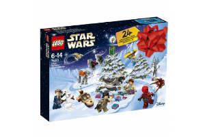 r Wars kalender til drenge er den gode ide til jul