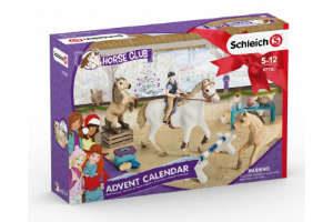 Køb den tyske Schleich julekalender