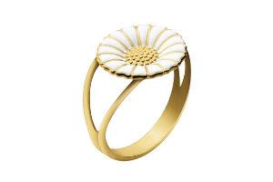 Giv den populære Georg Jensen marguerit ring i gave