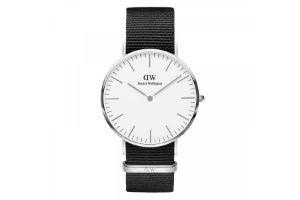 Køb det klassiske Daniel Wellington ur i konfirmationsgave