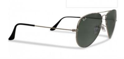 Køb de populære Aviator solbriller fra Ray Ban