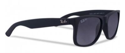 Køb de seje Ray Ban Justin solbriller til ham