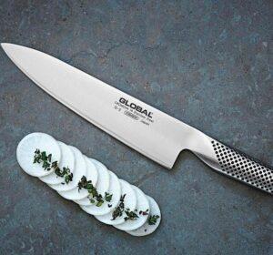 Global kokkekniv stål