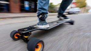 elektrisk skateboard som gaveide