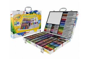 Køb et Crayola tegnesæt i gave til børn