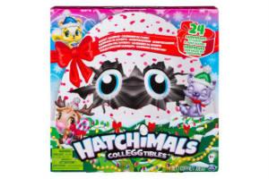 Giv den populære hatchimal julekalender til piger
