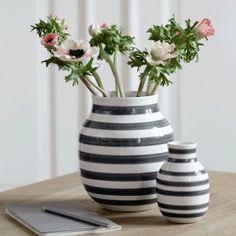 Kahler vase granit