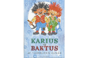 Give the fun Karius and Baktus children's book as a gift