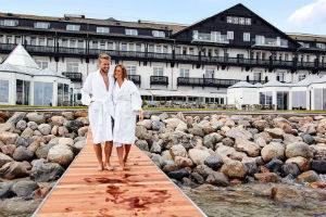 Giv det eksklusive ophold på Marienlyst Strandhotel