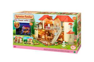 Køb det populære Sylvanian legetøj i julegave