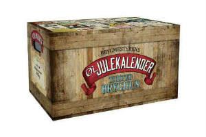 køb den populære øl pakkekalender fra Thisted