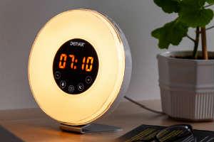 Køb det gode Denver Wake-up light i gave til hende