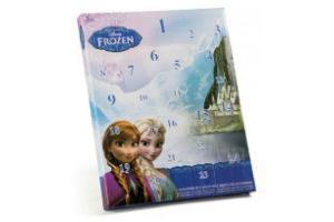 giv hende en prinsesse julekalender med Frost