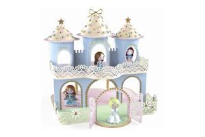 Køb 4 år pige et flot slot i julegave