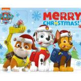 Paw Patrol julekalender til børn