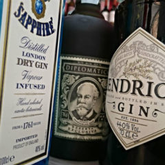 Gin julekalender – Giv Smageklubbens kalender med premium gin 2018