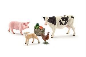 Køb det sjove Schleich legetøj i julegave