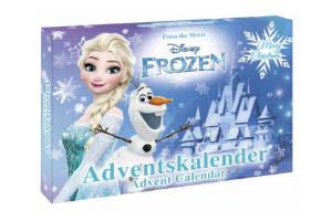 Giv Anna og Elsa kalender til piger