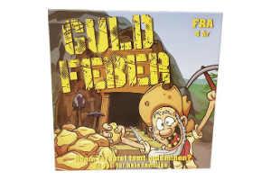 Køb det sjove Guldfeber brætspil fra 4 års alderen