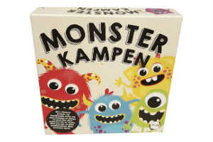 Giv Monster Kampen spillet fra 4 år