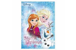 Giv pigen den sjove julekalender med Elsa
