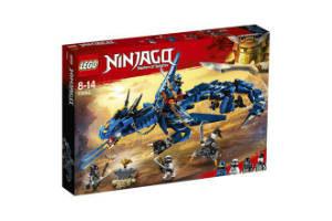 Giv Lego Ninjago i gave til 6 årige drenge