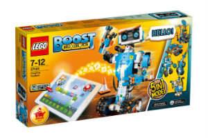 Køb Lego Boost sæt fra 7 år og op