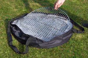 giv far en rengøringsbalje til grill i gave