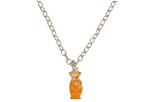 teddy-chain necklace