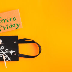 Sådan er du klimavenlig på Black Friday